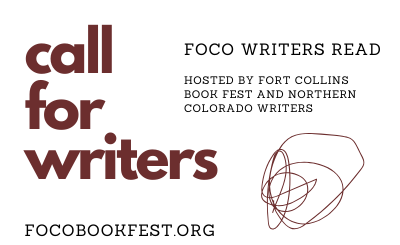 Call for Writers! Participate in FoCo Writers Read