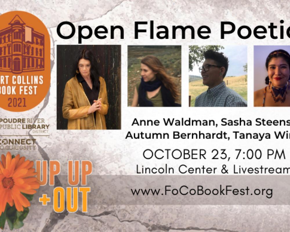Open Flame Poetics